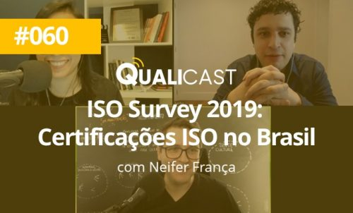 #060 – ISO Survey 2019: Certificações ISO no Brasil