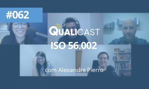 #062 – ISO 56002 com Alexandre Pierro