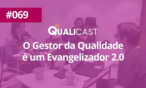 #069 – O gestor da qualidade é um evangelizador 2.0