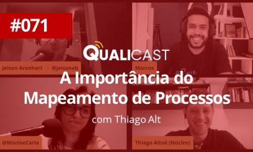 #071 – A importância do Mapeamento de Processos com Thiago Altoé